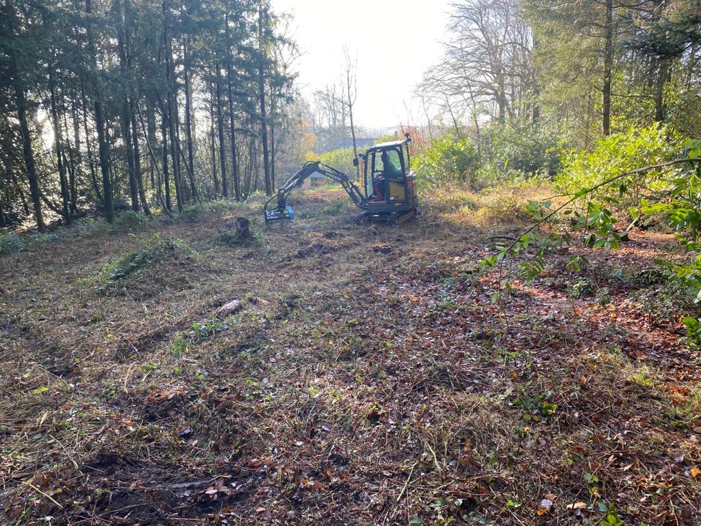 Landscaping, Ground & Digger Works